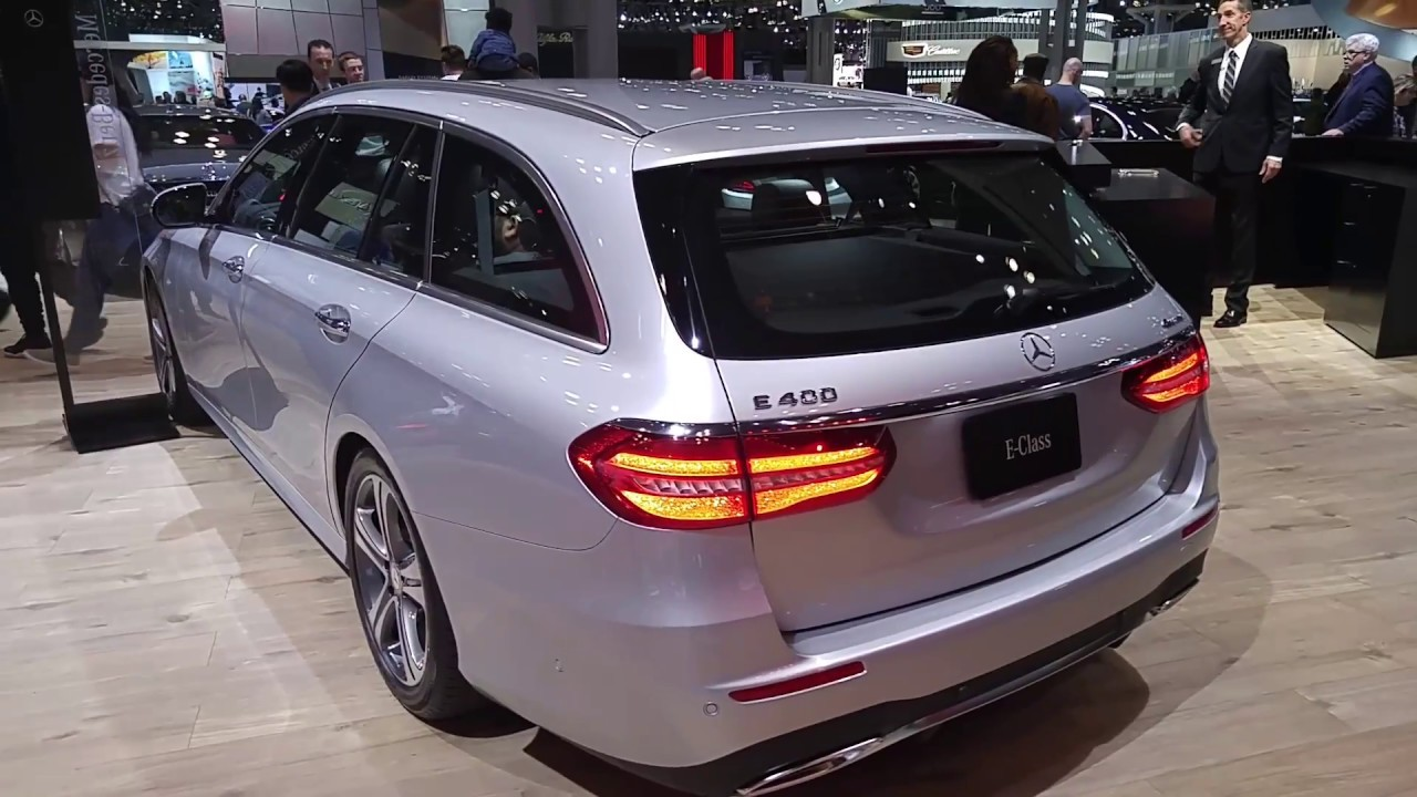 2017 mercedes benz e 400 station wagon youtube for Mercedes benz station wagon 2017