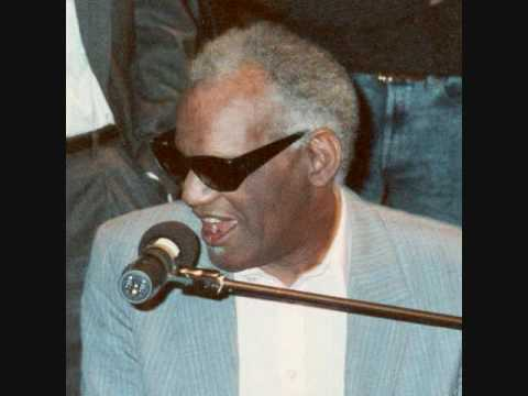 """You Win Again""  Ray Charles"