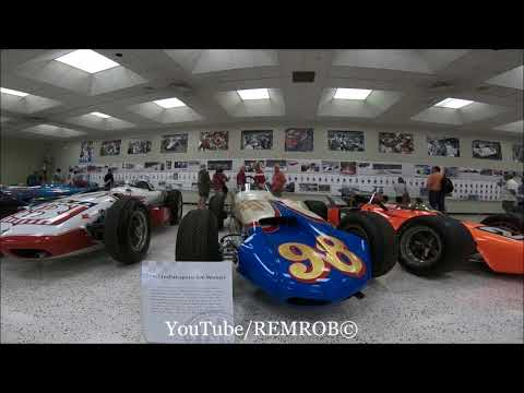 Indianapolis Motor Speedway Museum 2018