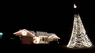 Holiday Flight 2013 Light o rama