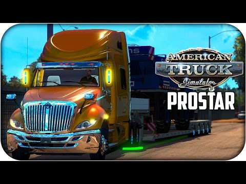 International Prostar | American Truck Simulator | modtruck