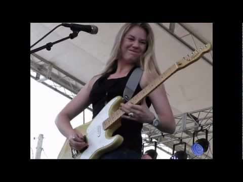 Winthrop Rhythm and Blues Festival 2011 - Joanne Shaw Taylor #2