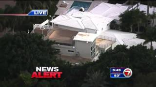 Police at house owned by Lil Wayne