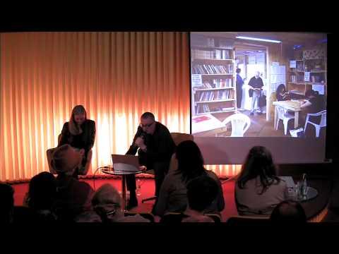 Futur 3 Artist Talk: Thomas Hirschhorn im Gespräch mit Marion Ackermann (25.09.14)