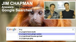Jim Chapman Answers The Dumbest Google Searches