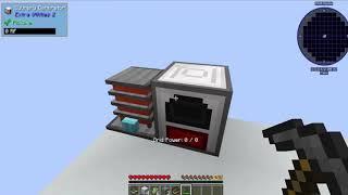 Antimatter Chemistry#1 la skyblock chimica