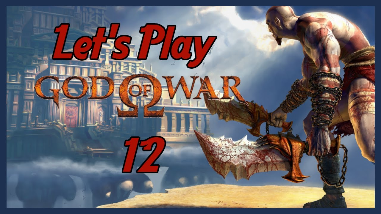 Download Let's Play God of War 1 - Episode 12: Poseidon's Trident