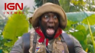 Kevin Hart to Star in Monopoly Movie for Hasbro - IGN News