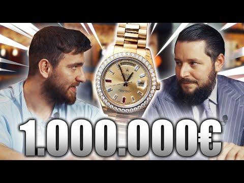 Von 0€ auf 1 Mio. in einem Jahr | Alle Uhren von Mois