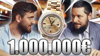 Von 0€ auf 1 Mio. in einem Jahr   Alle Uhren von Mois
