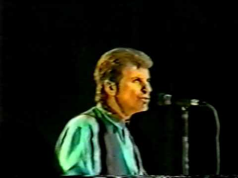 Johnny Rivers Suspcious mind Live 1995 (Never realesead)