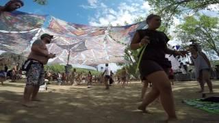 U Recken @ Free Earth Festival [2016] (GoPro)