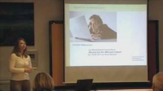 Vortrag am 15.02.2011 - Machen Sie Ihre Webseite selbst!