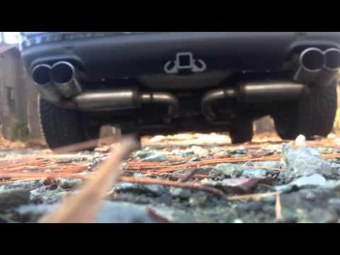 955 Cayenne TurboS 2nd Cat Bypass Jones Exhaust