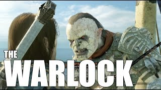 Middle Earth Shadow of War : Cool Orc Encounters & Quotes #73 THE WARLOCK Uruk Humiliator