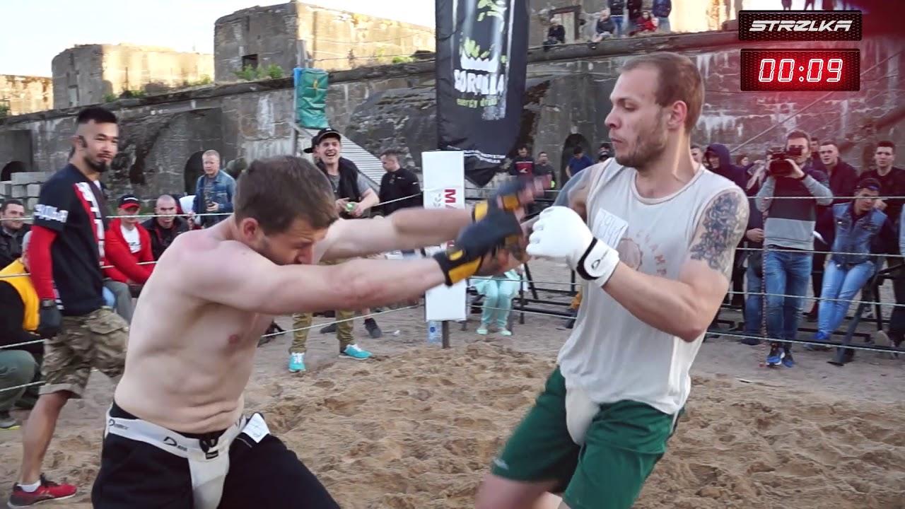 Anwalt gegen den Gesetzesbrecher !!! Bekämpfe MMA !!