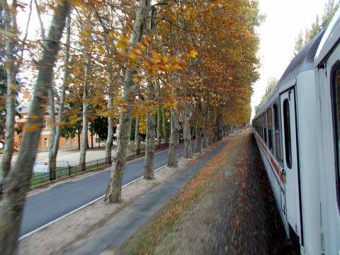 Day Train - Budapest to Croatia