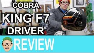 Cobra King F7 Driver