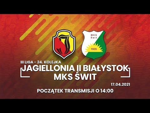 III Liga.Jagiellonia II