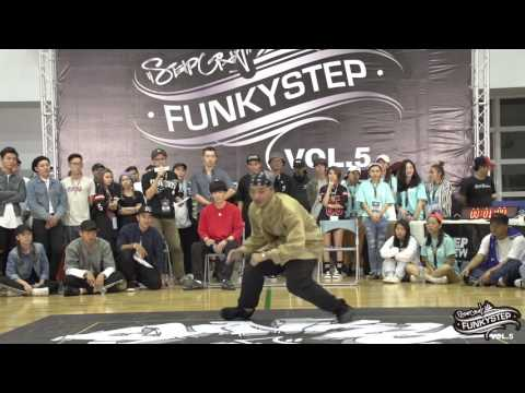 Locking Student Judge Solo 許凱皓Jack & 小黑Benson & 花椰Broco l FUNKY STEP vol.5