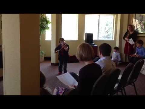 Lucas moore violino