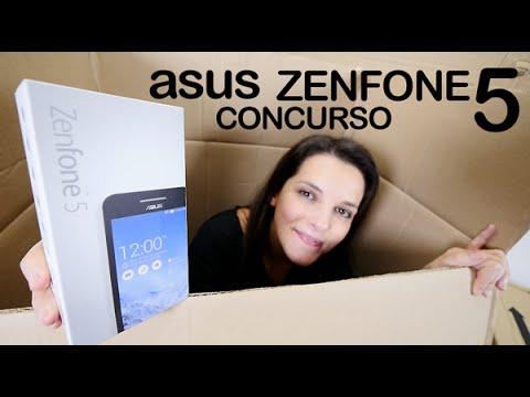 Asus Zenfone 5 concurso unboxing en español