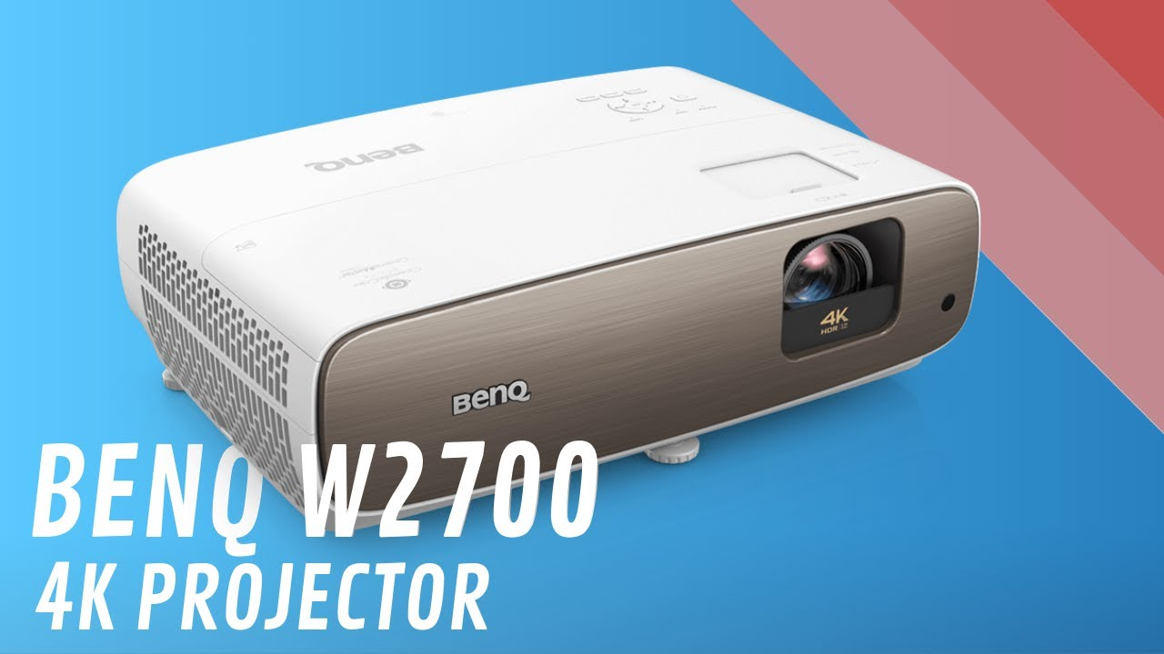 W2700 BenQ Projector 2019 | with 4K UHD & HDR-PRO™ in India