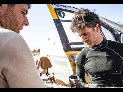 Spataro sueña con el Dakar 2020