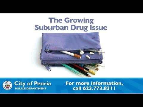 The Suburban Nexus: Prescription Drugs & Heroin