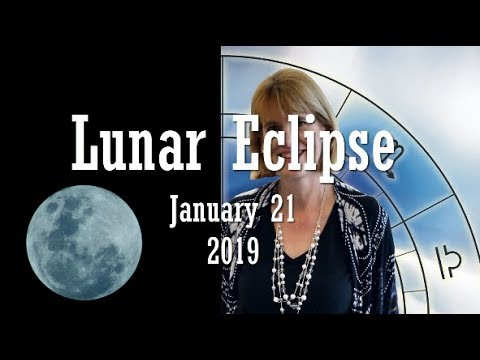 Lunar Eclipse January 2019 Horoscope Predictions for All Signs Astrology
