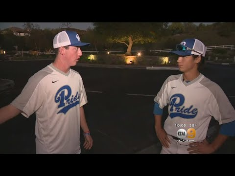 Teens Save Couple From Burning Car