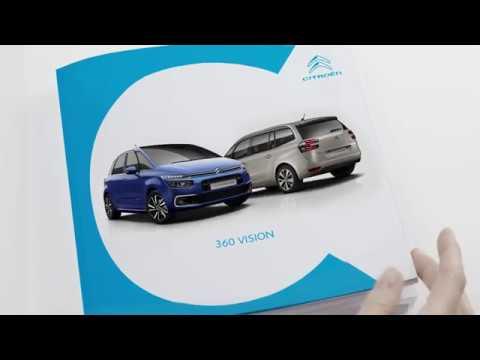 Citroën C4 SpaceTourer  : Vision 360°