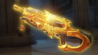 One of Bazza Gazza's most viewed videos: Overwatch - The Golden Mistake