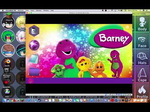 Barney Os 2019 Version Youtube