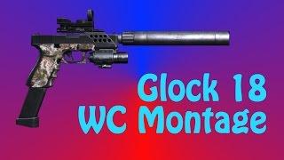 Contract Wars - Glock 18 Customization Montage