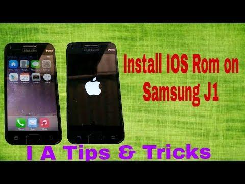 Samsung J1 Ios Rom