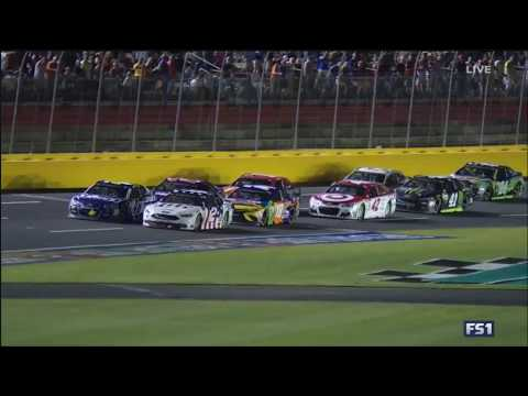 MENCS All-Star Race Highlights