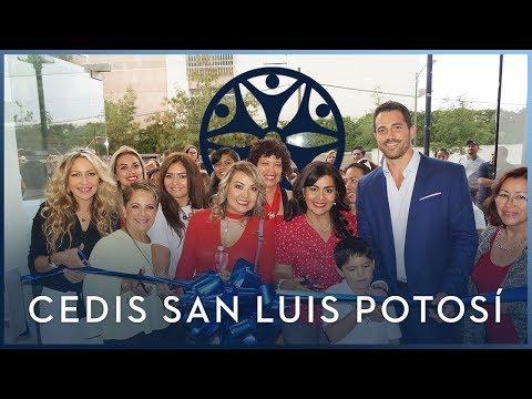 NICE - Inauguración CEDIS San Luis Potosí
