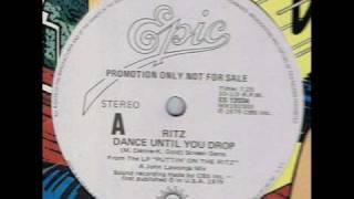 "Disco 12"": Ritz - Dance Until You Drop"