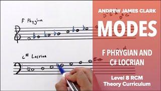 Modes: Music Theory RCM Level 8 (2/3)