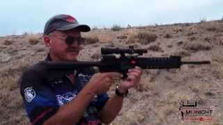 Jerry Miculek - Pointers on How to Hold an AR-15 for Consistent, Accurate Shooting