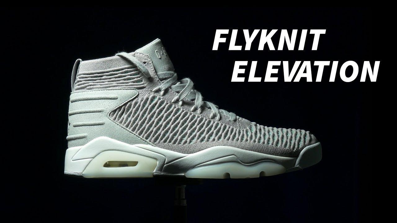 365fc9ca0f1f Jordan Flyknit Elevation 23