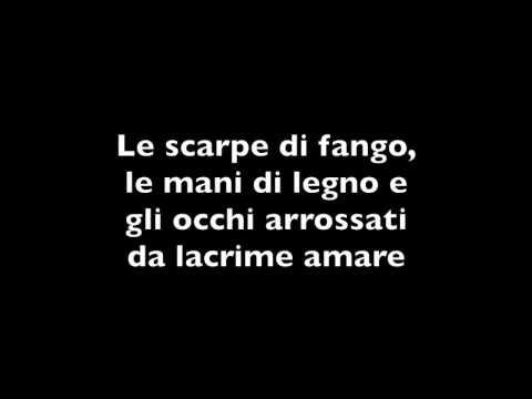 Fabrizio Moro - L'Italia è di tutti (Testo)