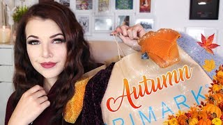 AUTUMN PRIMARK HAUL 2017 | Cherry Wallis