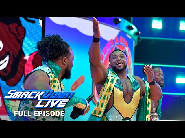 WWE SmackDown LIVE Full Episode, 21 May 2019
