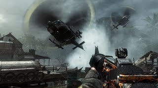 Call of Duty Black Ops Campaign Stealth Mission Gameplay