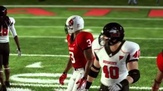 NCAA Football 13 Gameplay  —  XBox 360 {60 FPS}