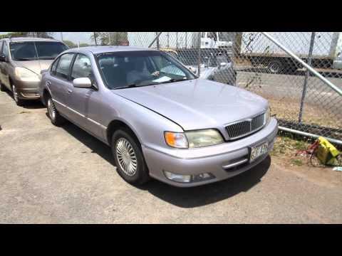 Pacific Auto Auction - Infiniti I30 1996