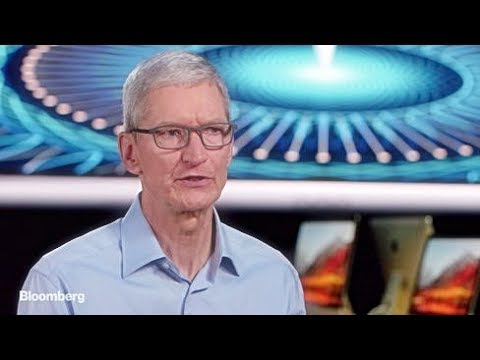 Tim Cook Says Apple Is Focusing on Autonomous Car Systems