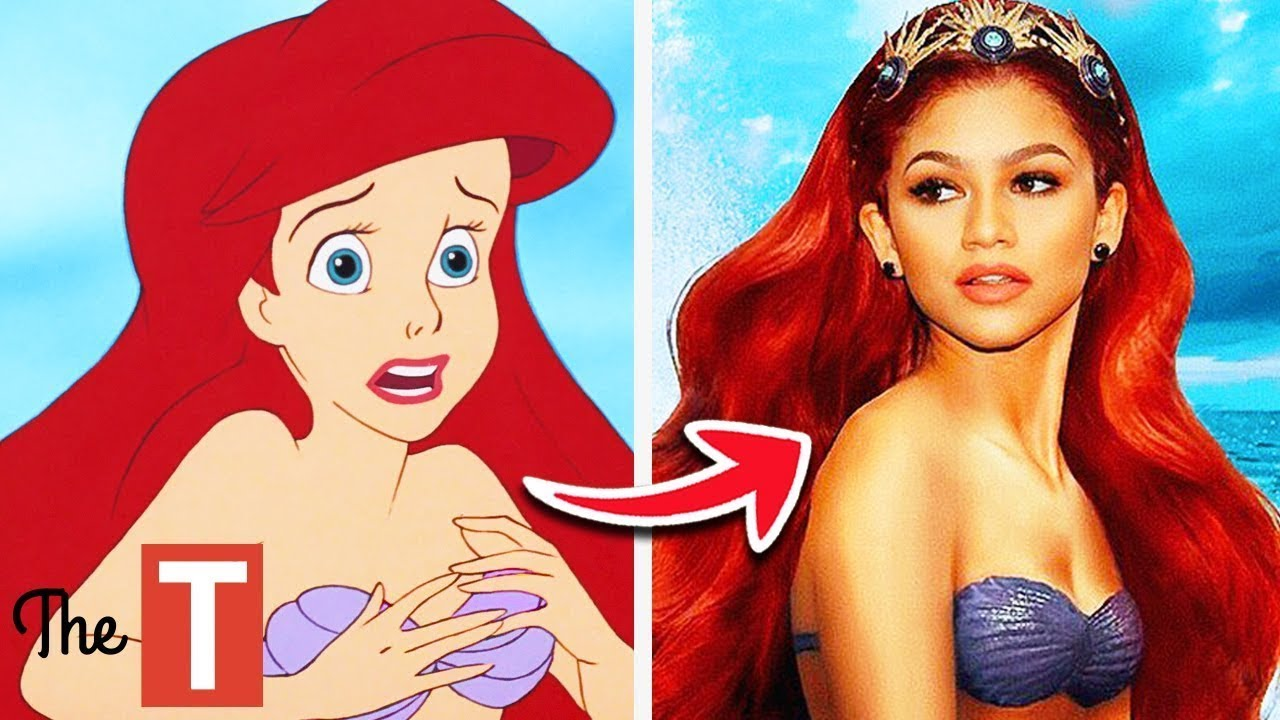 The Live-Action Little Mermaid Movie Has Cast Its ...